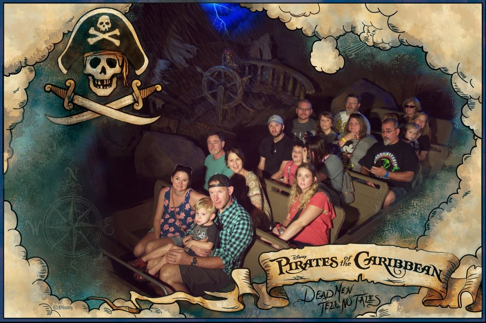 Pirates Ride Photo