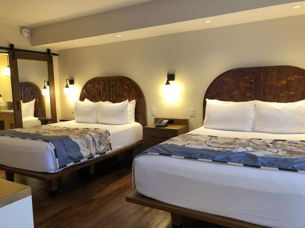 Wilderness Lodge Copper Creek 2 Bedroom Second room