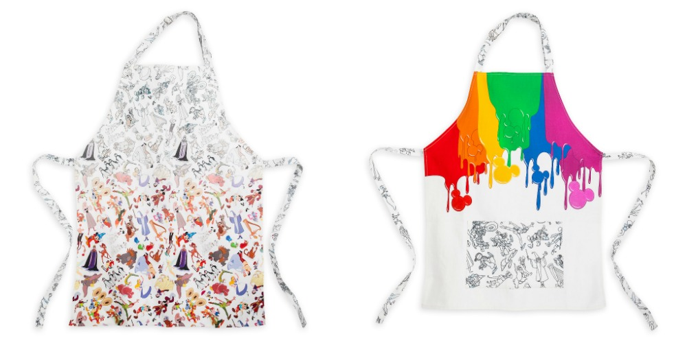 disney-ink-paint-apron-collage