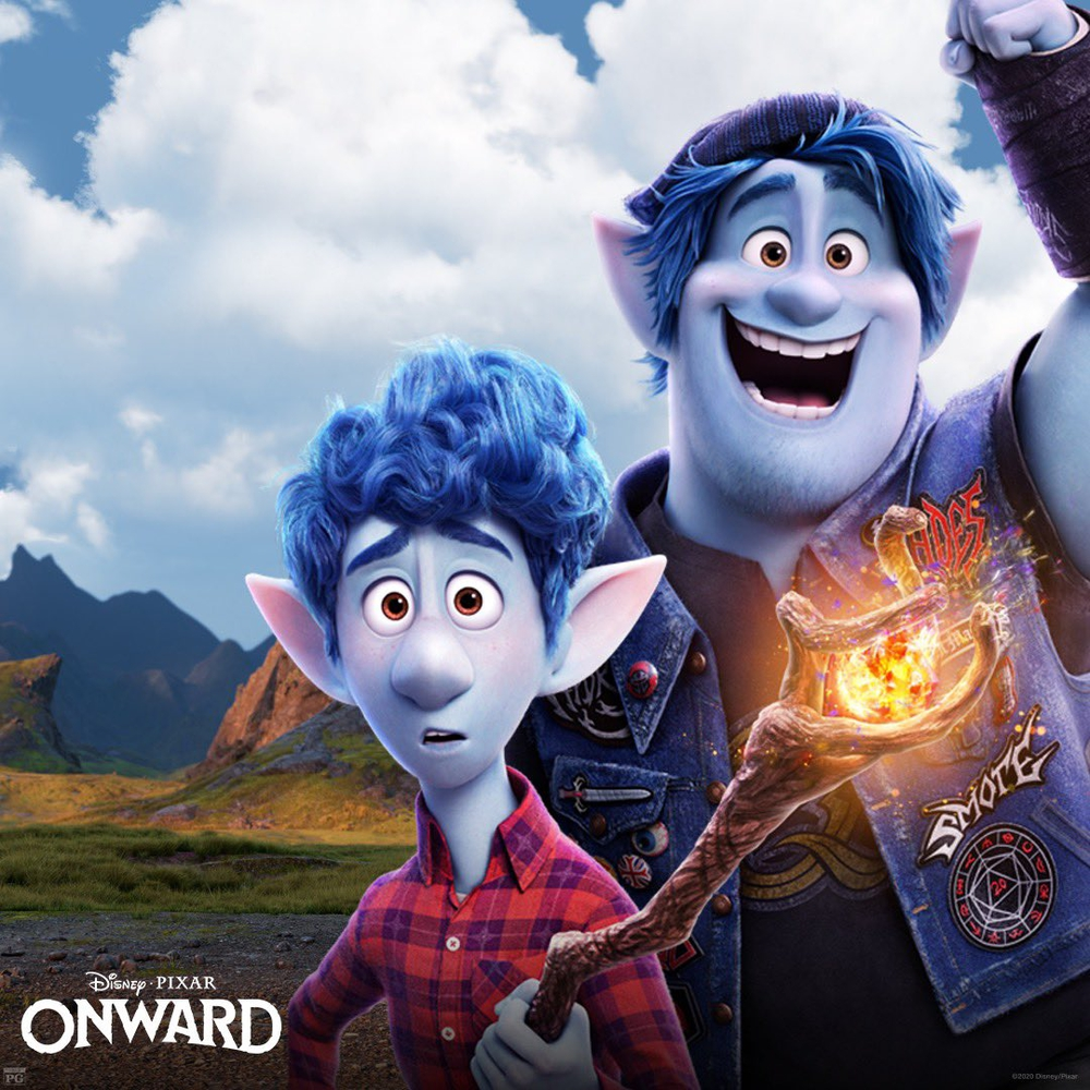 Pixar's 'Onward' Being Released Early on Digital and Disney Plus