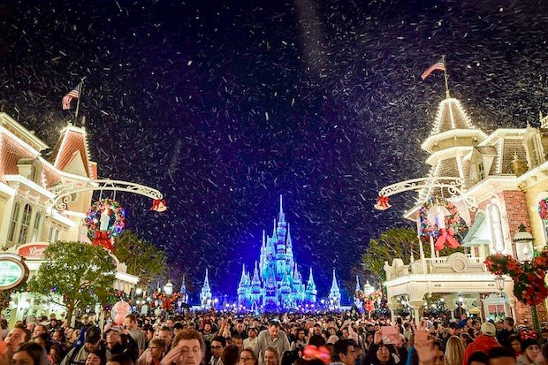Disney World Christmas Packages 2020 Why You Should Rebook Your 2020 Disney Trip for Christmas Week