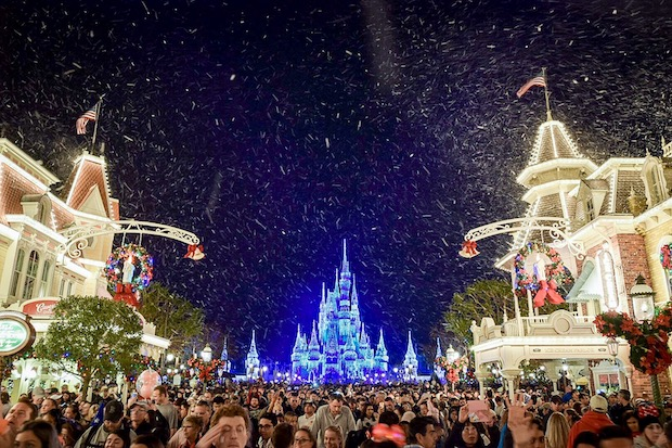 Disney World At Christmas 2020 Why You Should Rebook Your 2020 Disney Trip for Christmas Week