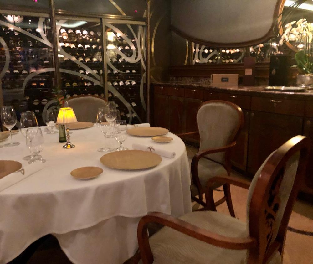 Remy Disney Dream Wine Room Table