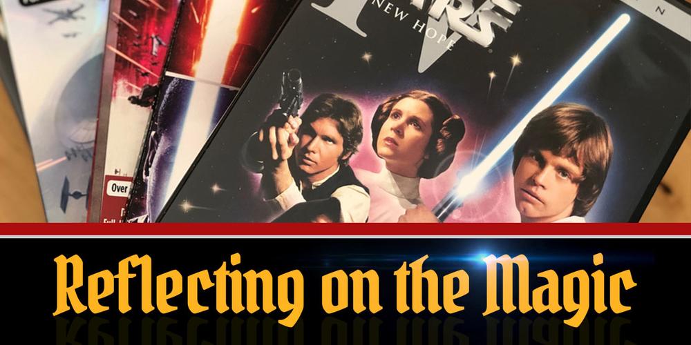 How About A Disney Plus Star Wars Movie Marathon