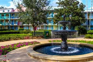 Port Orleans French Quarter Photos