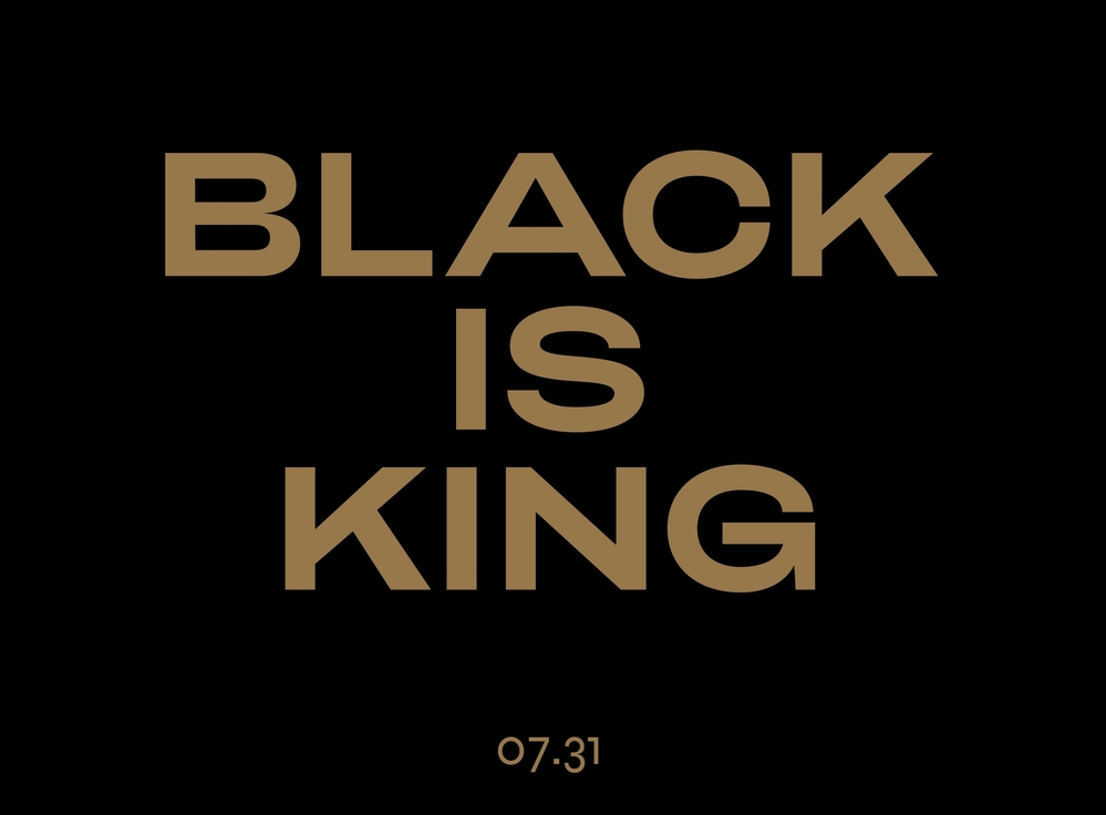Beyoncé announces new visual album Black Is King