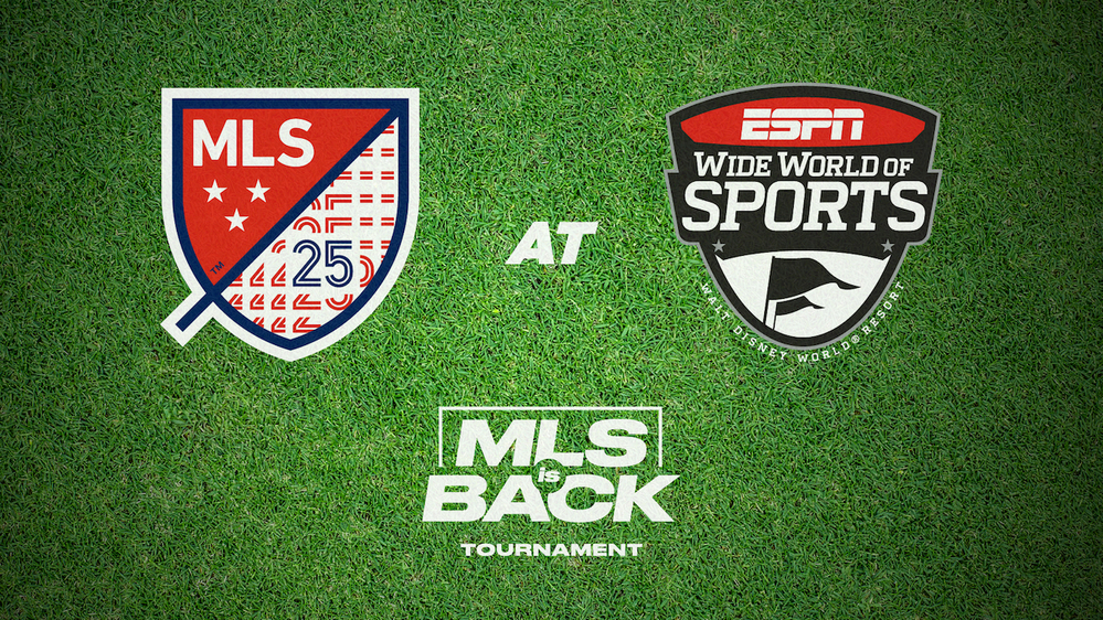 It's official, MLS tournament to begin on July 8