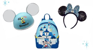 Disneyland Releases 65th Anniversary Merchandise Collection
