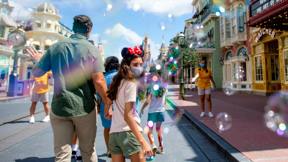 Florida Residents Can Go Back to the Magic with New Disney Magic Flex Ticket