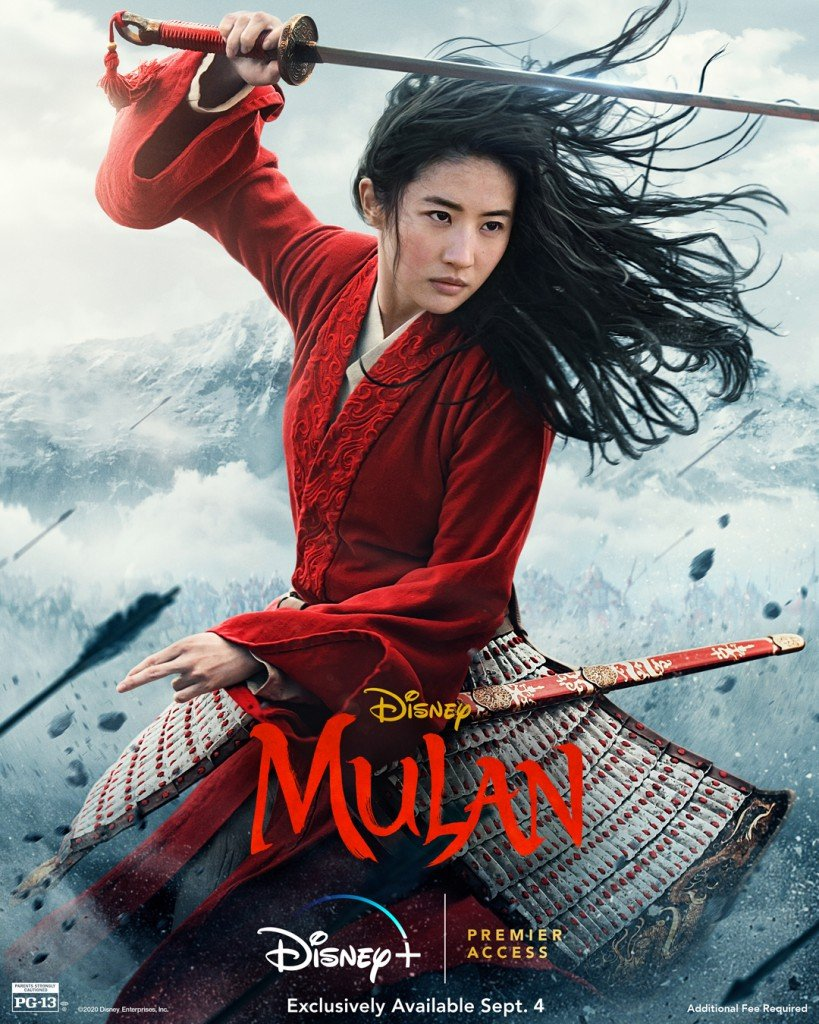 The final trailer for Mulan is here ahead of Disney+ debut
