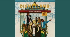 Disneyland: The First 65 Years�A Two-Day Auction Starting August 15, 2020