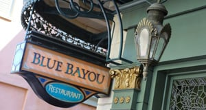 Dining at Home: Blue Bayou