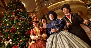 Editorial: Kicking off the Holiday Season on a Very Merrytime Cruise