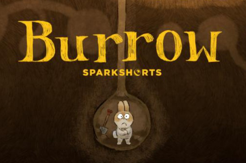 New Pixar SparkShort 'Burrow' to Premier in Theaters Before 'Soul'