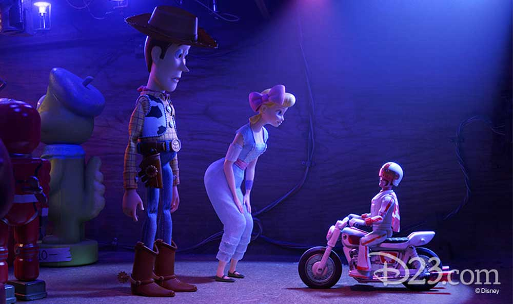 Evel Knievel's son suing Disney over Toy Story character Duke Caboom