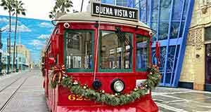 Take A Peek at the Holiday-Dressed Buena Vista Street