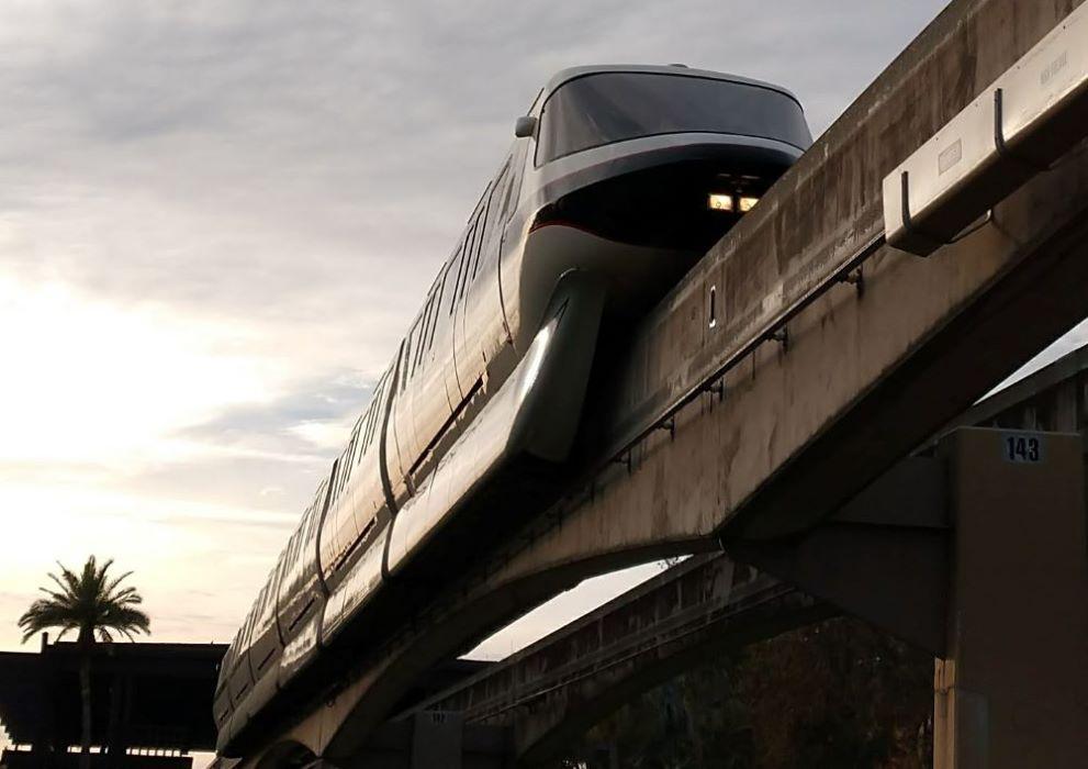 Monorail Black