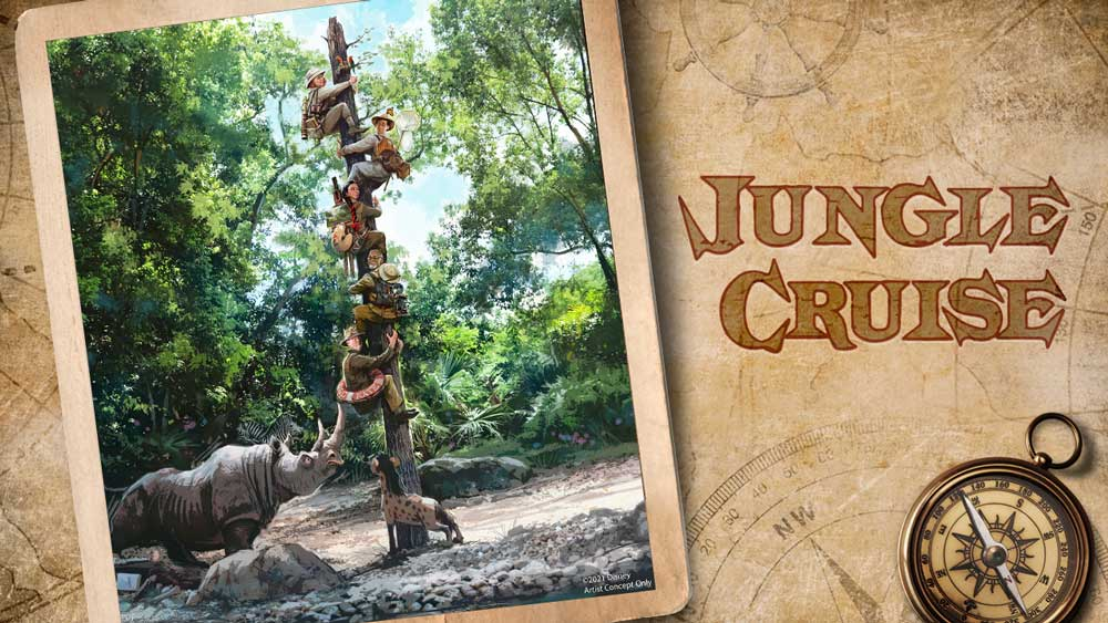 BIG Changes Coming to Jungle Cruise Attraction