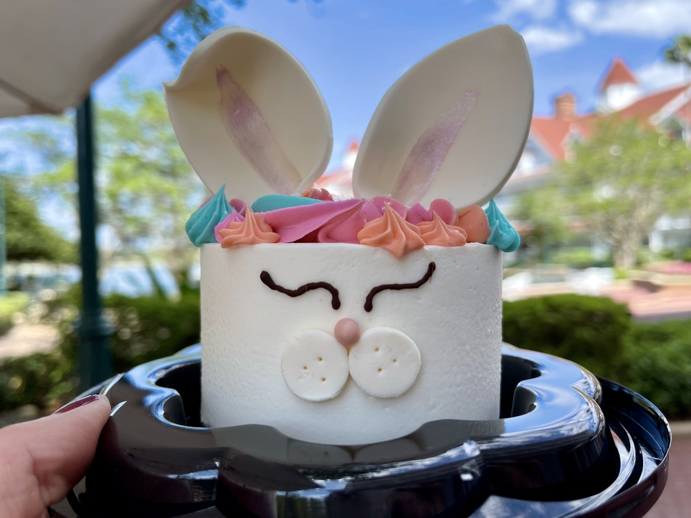 Looking for THE Must-Eat Disney World Easter Treat? We Found It! wdwinfo.com