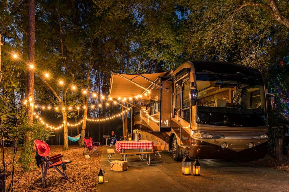Disney lança promoção para camping