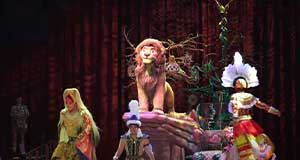 BIG Changes in 'A Celebration of Festival of the Lion King' at Animal Kingdom